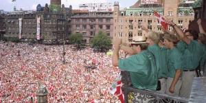 Fodbold EM 1992