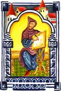 Skaberen af Anno Domini Era, Dionysius Exiguus.