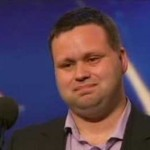 "Paul Potts tog alle med storm da han vandt tv-programmet ""Britain's Got Talent""."